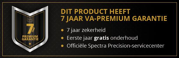 7 jaar VA-Premium Garantie