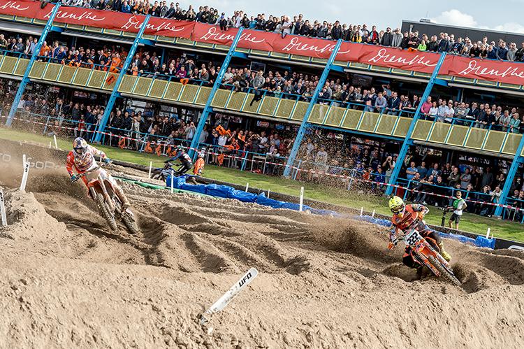 Motocross of Nations actie
