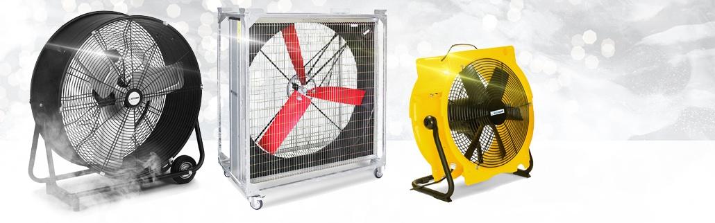 Ventilator Dryfast kopen | Visser Assen