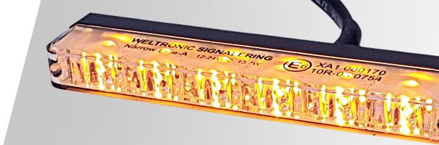 LED-flitsers bij Visser Assen