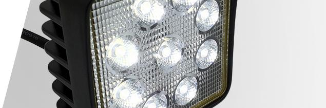 LED-werklampen bij Visser Assen