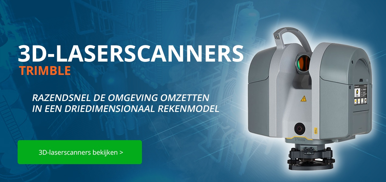 3D-Laserscanning - BIM