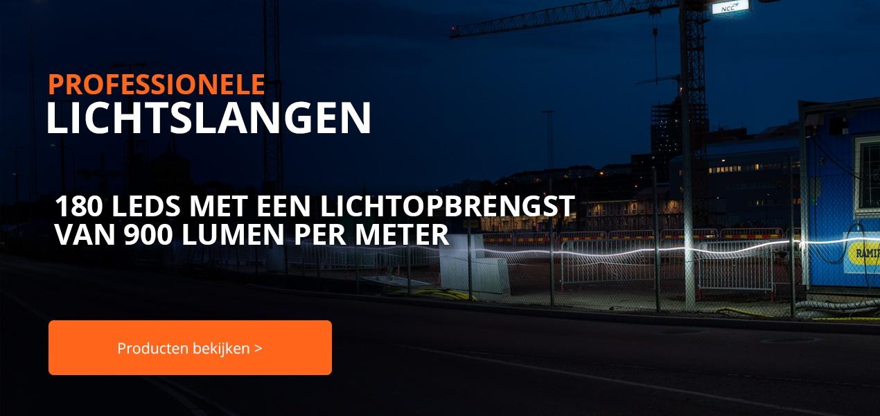 Professionele LED-lichtslangen bij Visser Assen