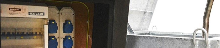 afsluitbare bouwmeterkast en bouwwatermeterput helpen diefstal voorkomen