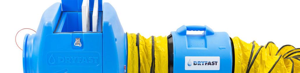 Filterbox Dryfast FB300 tegen corona en verfdampen | Visser Assen