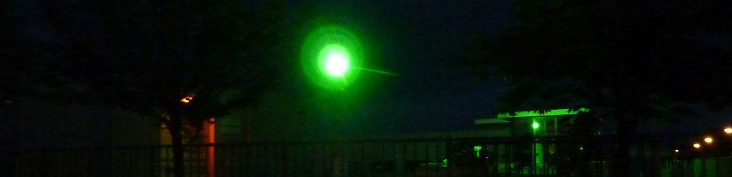 LED-bouwlamp groen licht kopen   Visser Assen