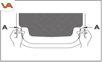 Wacker trilstamper handgreep | Visser Assen