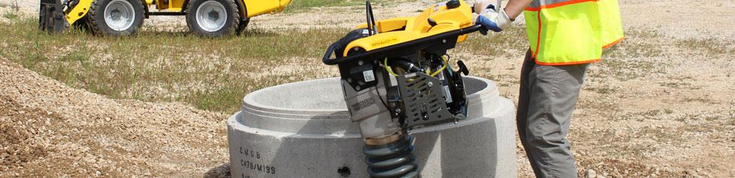 Trilstamper Wackeronderhouden en gebruiken | Visser Assen