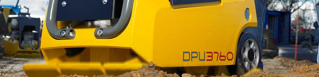 Onderhoud Wacker dieseltrilplaat | Visser Assen