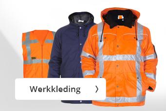Werkkleding kopen bij Visser Assen