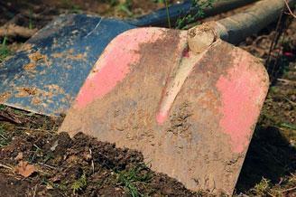 Schop of spade: wanneer en hoe gebruik je ze?