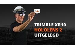 Lykle legt uit: Trimble XR10 met Hololens 2 uitgelegd