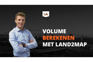 Lykle legt uit: Volume berekenen met Land2Map