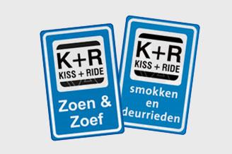 Kiss and Ride: mag je er parkeren?