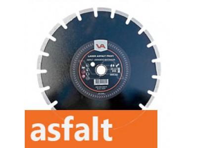 Diamantzaagblad Asfalt