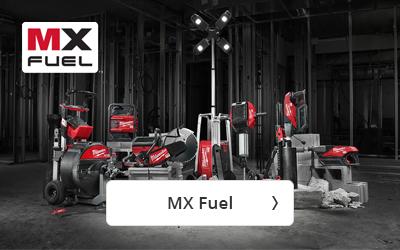 Milwaukee MX Fuel bij Visser Assen