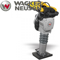 Wacker trilstampers