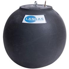 Rioolafsluiter Lansas ballon