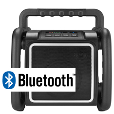 Bluetooth-werkspeakers