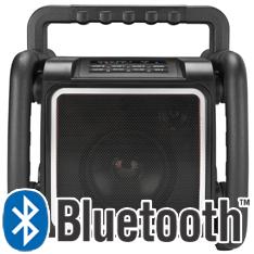 Bluetooth-werkspeakers