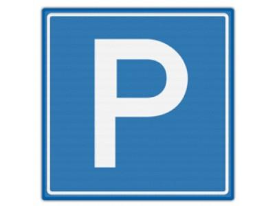 Officiële parkeerborden RVV