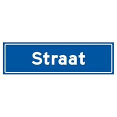 Straatnaamborden