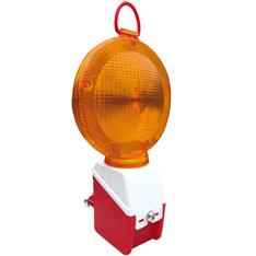 Verkeerslichten en lampen