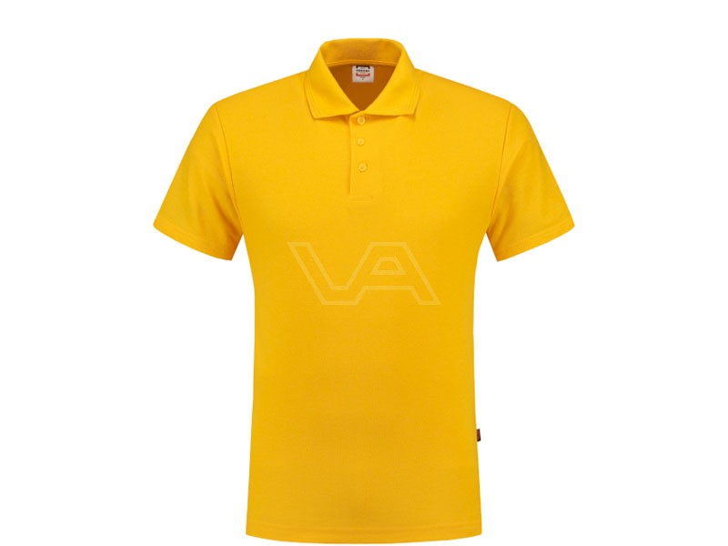 Poloshirt Verkeersregelaar geel Tricorp