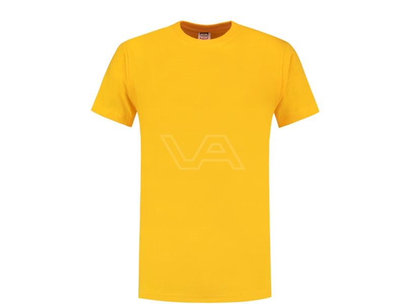 T-shirt Verkeersregelaar geel Tricorp