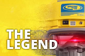 The Legend: Spectra Precision LL500
