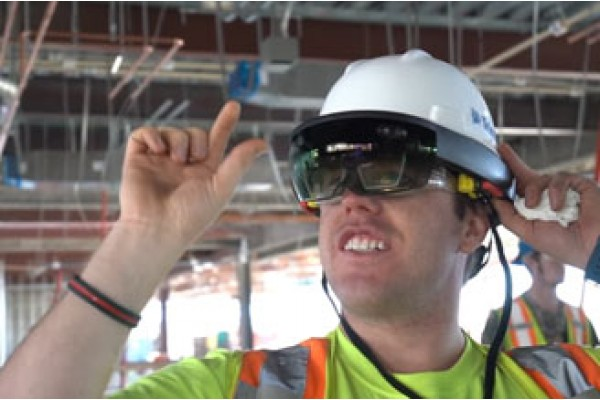 Trimble HoloLens XR10 ideaal voor offshore-industrie