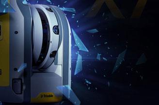 Trimble X7 3d-laserscanner: eenvoudig, intelligent en professioneel