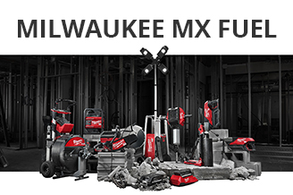 Milwaukee MX Fuel, gemaakt voor de zwaarste werkzaamheden