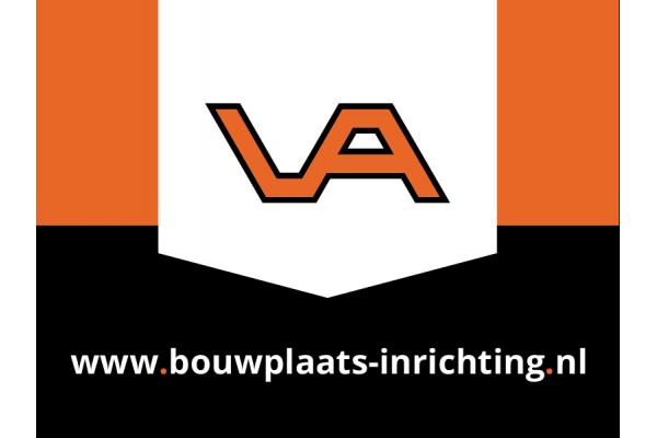 De grootste webshop voor bouwplaatsinrichting geopend!