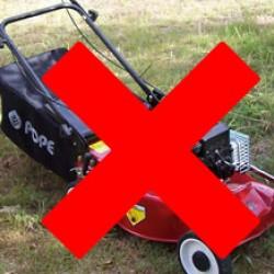 Vlaanderen verplicht emissievrije tuinmachines