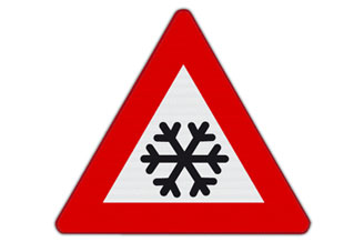 Gladheidsbestrijding: weer de winter!