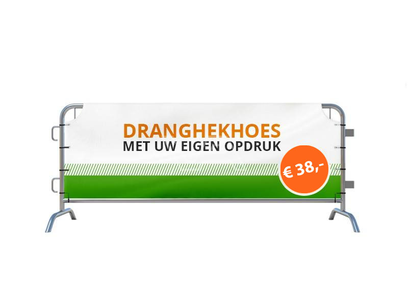 Dranghekhoes dubbelzijdig 240x155 cm