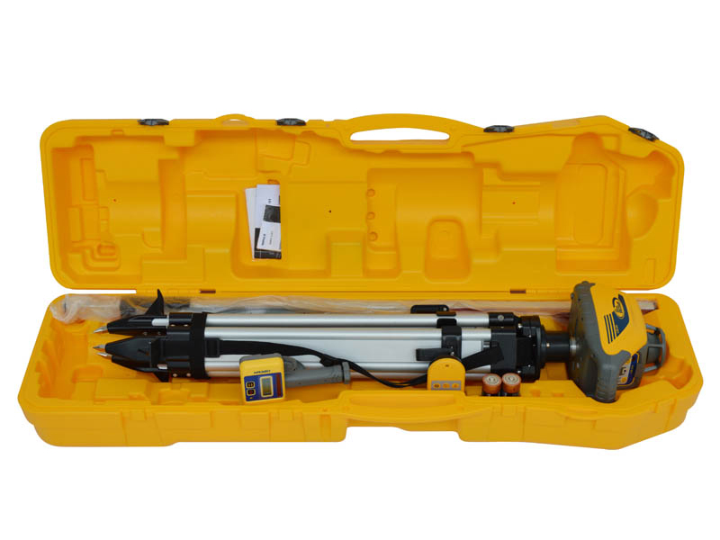 Bouwlaser kofferset Spectra Precision HV101