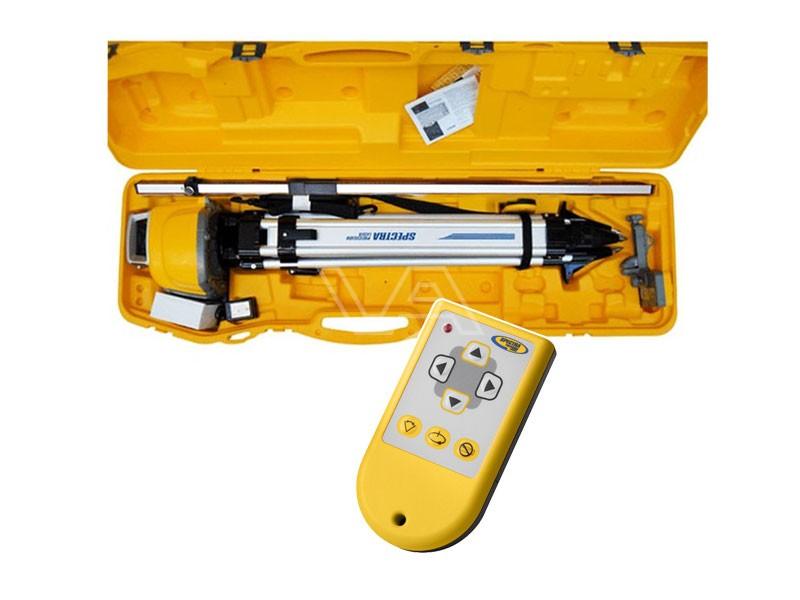 Bouwlaser kofferset Spectra LL300N