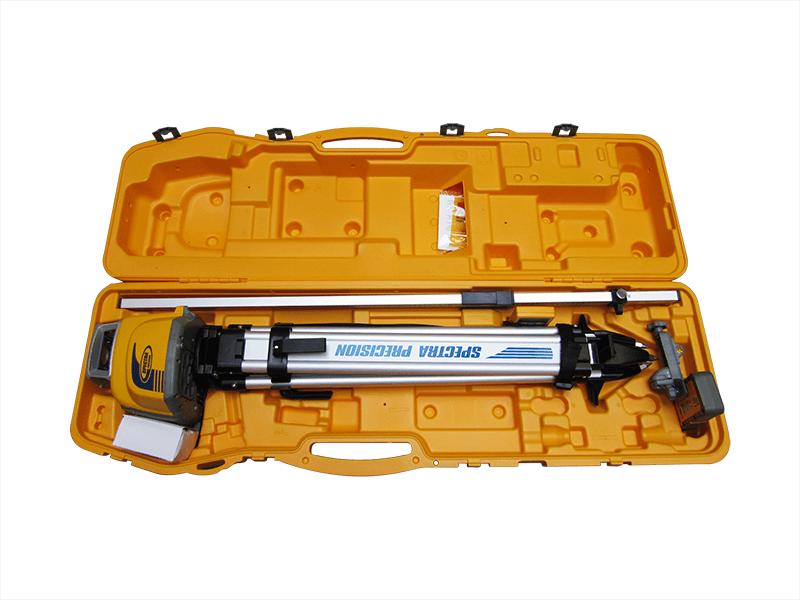 Bouwlaser kofferset Spectra LL300S