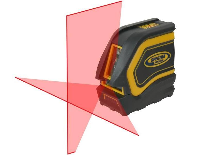 Kruislijnlaser Spectra Precision LT20