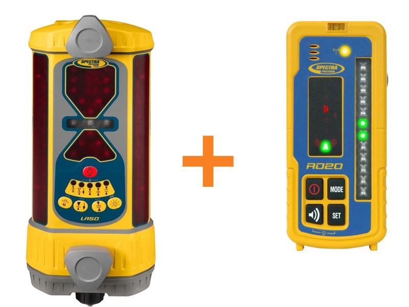 Machineontvanger Spectra LR50 Wireless