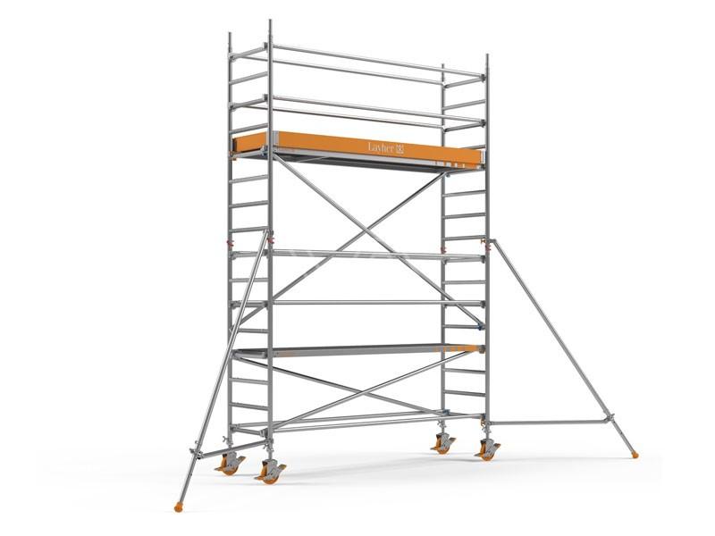 Rolsteiger Layher Uni Standard 285 x 75 cm   5.50 m