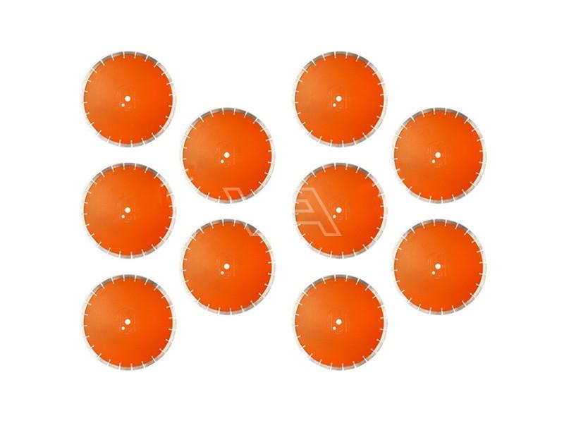 Diamantzaagblad Pristis Hard ø 350 x 20 mm - Beton   10 stuks