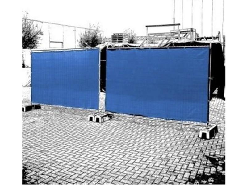 Bouwhekgaas Fencenet groen | Bouwplaats-Inrichting.nl