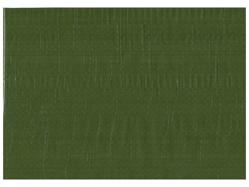 Bouwhekdoek groen 1.76 x 3.41m