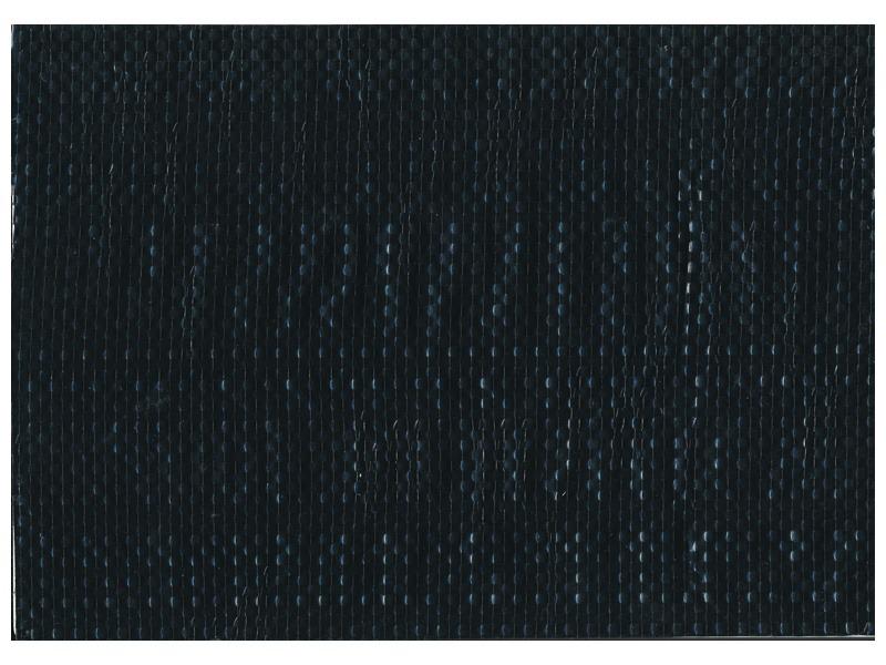 Bouwhekdoek zwart 1.76 x 3.41m