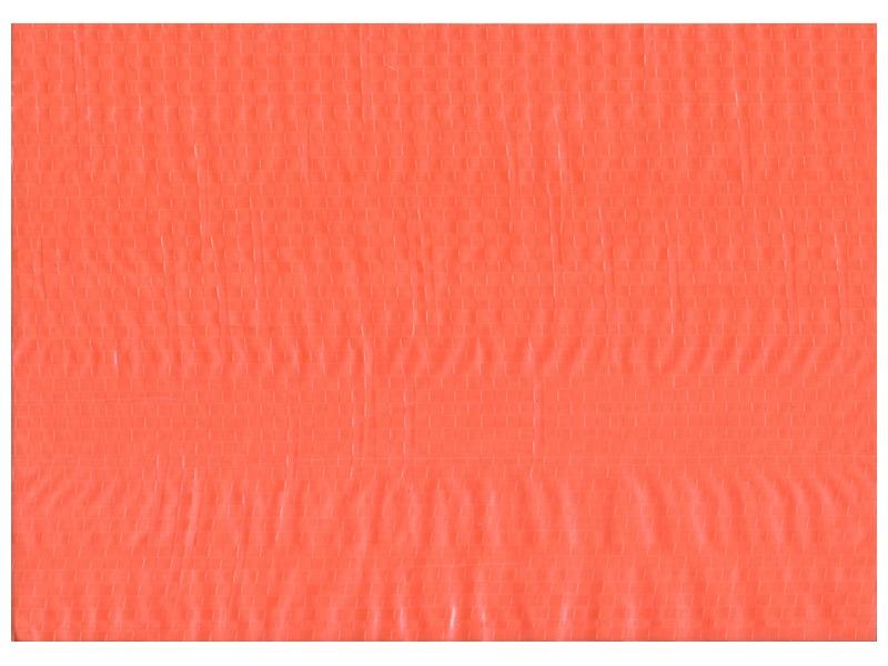 Afdekzeil oranje