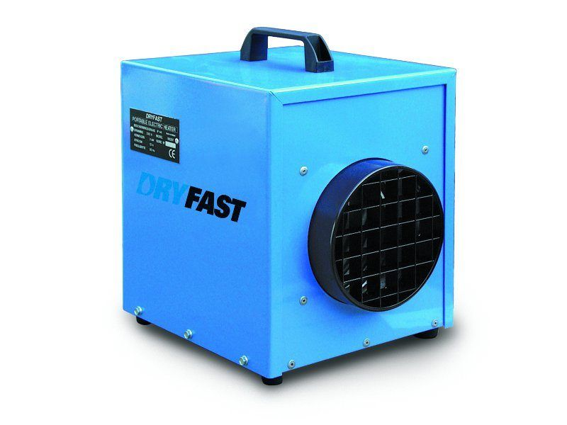 Elektrische kachel Dryfast DFE 25