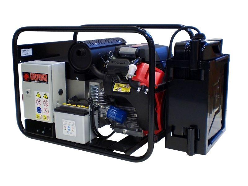 Aggregaat Europower EP13500TE  230V en 400V